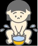 おりもの(外陰膣炎)の原因・症状 イラスト
